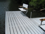 Northern Lights Commercial Aluminum Floating Dock