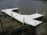 24' Mod-U-Dock with Ramp